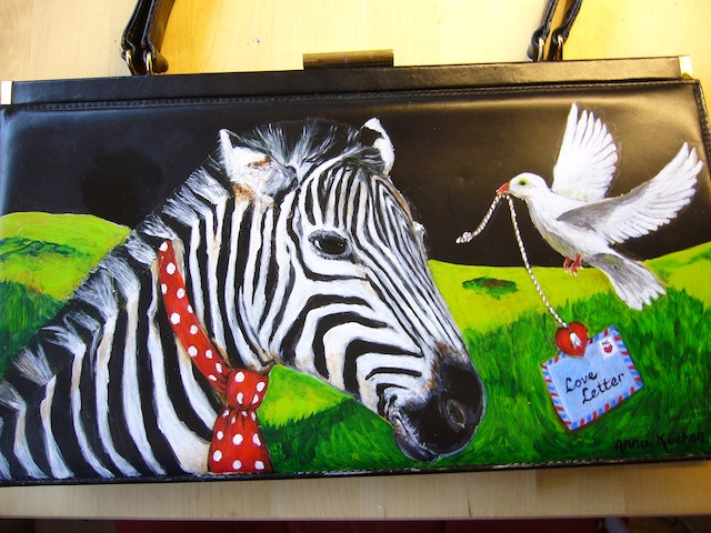 The Zebra and the Dove